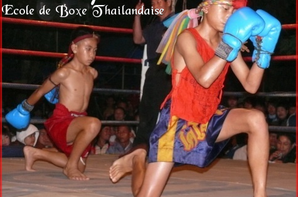 Sport de combat et art martiaux