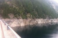 Barrage de la vallée Maggia (Tessin)