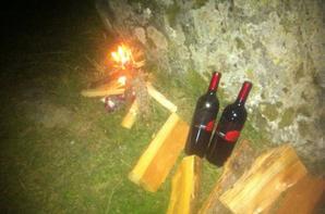 Week end camping (Valais)