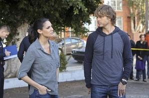 . NCIS: LA Saison 5 Épisode 10: The Frozen Lake .