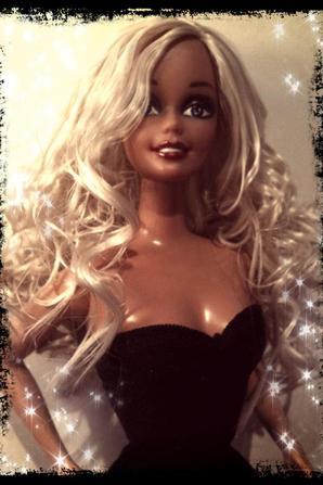 Petite Séance Photo BarbieCustom Paint #22 (Barbie Doudou N°2)