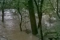 Fermer pour cause d'Inondations
