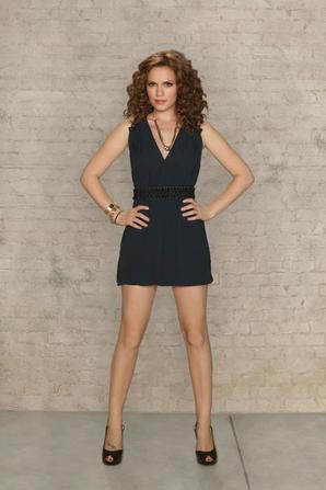 Bethany Joy Lenz As Haley Bob James Scott