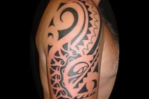 tatouages old school, Skull et religieux