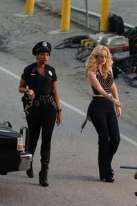 ❤♚ Images du tournage du clip Trouble ♚❤