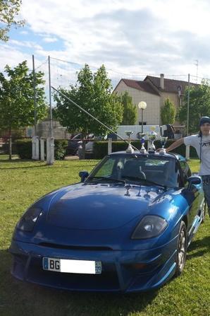 MEETING A LEMBRAS 3 COUPE GAGNER!!! 1er top rupteur ,3ieme top cabriolet,et coup de coeur du maire de la commune