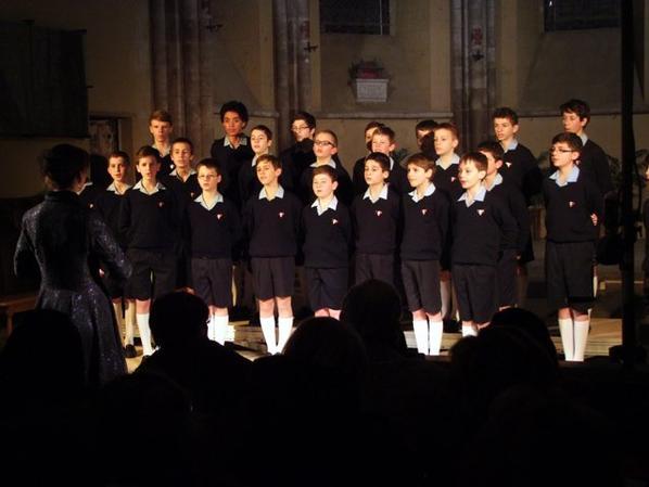 Les Petits Chanteurs à la Croix de Bois, « des voix pour la paix ». Souppes sur Loing