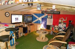 Ma gamesroom