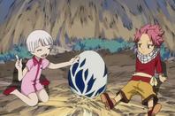 Natsu et son enfance