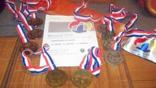 championnat du monde de rosmaelen