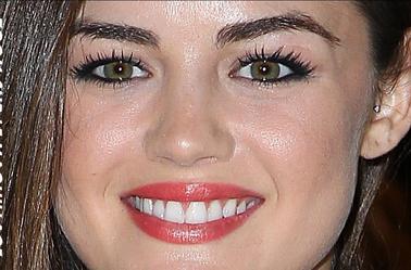 29 aout 2012 - Lucy inviter à Las Vegas pour une ouverture.