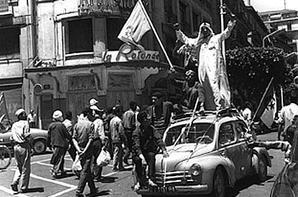 ALGER EN JUILLET 1962