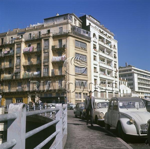 Alger en 1968...