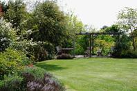 """entrez dans le merveilleux jardin de """"ma voisine qui jardine"""""""