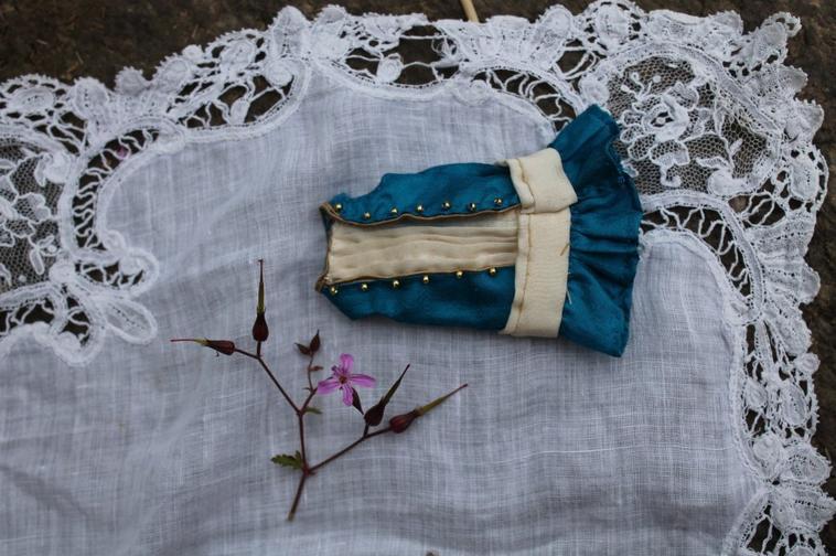 robe poupée mignonnette XIXe