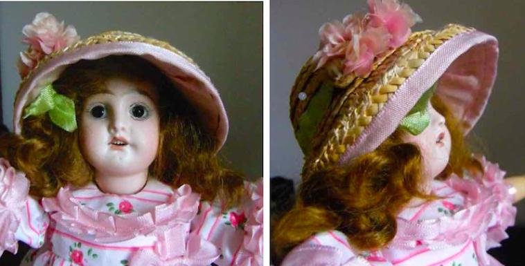 chapeaux Bleuette
