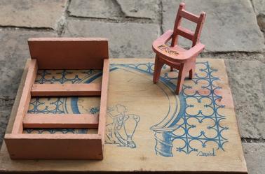 petits meubles 1940/1950