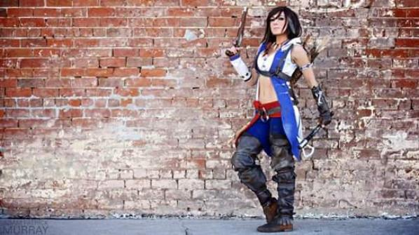 Cosplay d'Assassin's Creed (partie 1)