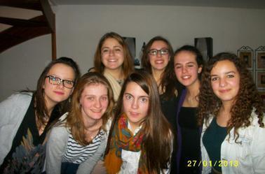 Moi et les espagnols !! (l)