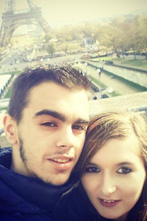 Mon couple; Mon bonheur <3