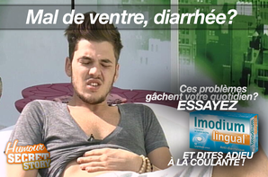 HUMOUR STORY - Secret Story 6 les Secrets d'Or.