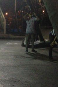 """Justin Bieber joue avec Austin Mahone au basketball à Miami """"Part 1"""""""