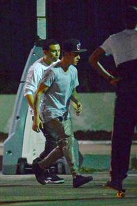 "Justin Bieber joue avec Austin Mahone au basketball à Miami ""Part 2"""