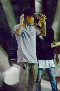 """Justin Bieber joue avec Austin Mahone au basketball à Miami """"Part 5"""""""