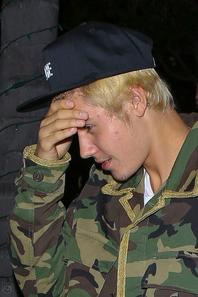 Justin Bieber et Ryan Butler vont dîner au Sugarfish à Beverly Hills, Californie