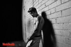 Justin Bieber pose torse nu pour le magazine Men's Health