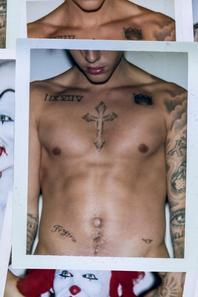 Justin Bieber trés hot pour le Magazine Interview
