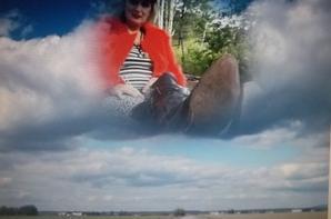 je suis sur un nuage