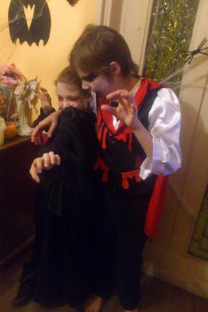 kettlyn et françois en vampire