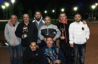 PHOTOS DU CHALLENGE ANGELIQUE MARTIN . DUJSL ET CLUB PETANQUE DE CHAUFFAILLES.