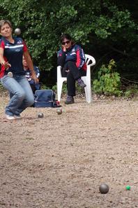 CHAMPIONNATDES CLUBS FEMININS ET SENIORS.  DIMANCHE 12 JUIN. LA CELLE EN MORVAN.