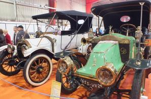 Il y avait de bien belles voitures ce week-end à Marsac sur l'Isle