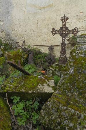 PHOTOS PERSO: Cimetière de croix