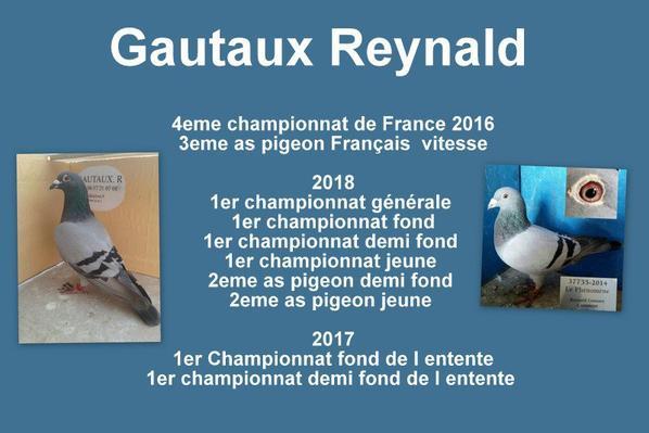 Bon n° 80 Gautaux Reynald
