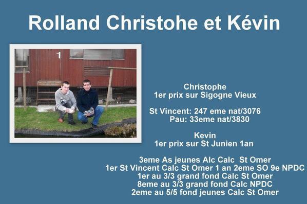 Bon n° 81 Rolland Christophe et Kévin