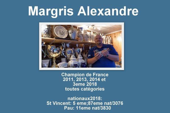 Bon n° 82 Margris Alexandre