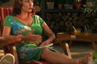 Valérie Karsenti pieds