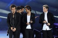 Les Boys ~~> Retour X Factor pour une préstation de leur dernier Titre Midnight Memories