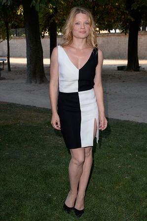 Mélanie Thierry à l'événement Montblanc Boheme au Jardin des Tuileries le 9 Juillet 2015, Paris, France.