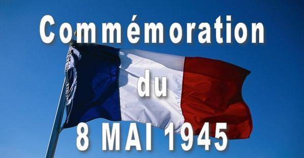 Commémorations 8 Mai 1945