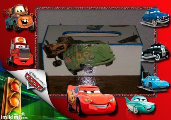 boîte a mouchoirs cars