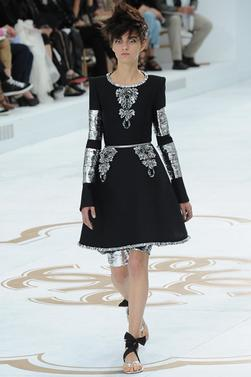 Fashion Week: Quelques Robes du défilé Haute Couture de Chanel