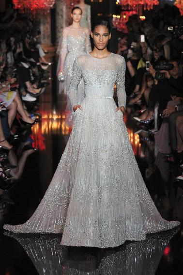 Fashion Week : Quelques Robes du Défilé Haute Couture de Elie Saab