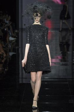 Fashion Week : Quelques Robes du Défilé Haute Couture de Armani Privé