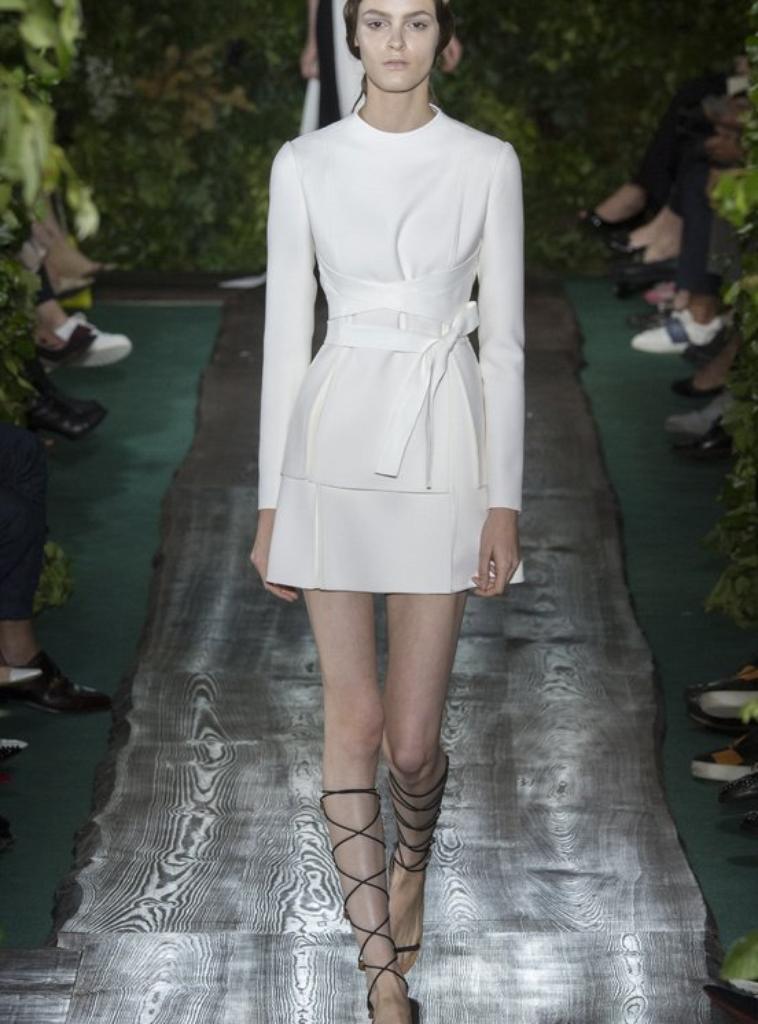 Fashion Week : Quelques Robes du Défilé Haute Couture de Valentino