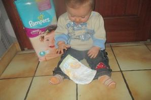Pampers Prémium Protection Active Fit